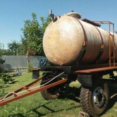Vand cisterna 8000 litri - Tractor