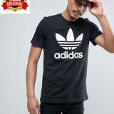 Tricou Adidas Originals Trefoil - Import U.K. - Marimi S, M, L, XL - Detalii anunt - Tricou barbati Adidas, Culoare: Negru, Maneca scurta, Bumbac