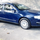 VW passat 1.9 TDI 2007 break, Motorina/Diesel, 207800 km, 1896 cmc