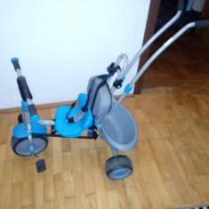 Tricicleta copii Altele, 2-4 ani, Unisex, Bleu