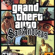 Grand Theft Auto: San Andreas 10124 - Jocuri PC Rockstar Games