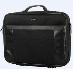 Geanta Laptop Serioux SNC-EL156, 15.6 inch, polyester, negru, Poliester
