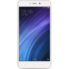Smartphone Xiaomi Redmi 4A 16GB Dual Sim 4G White Pink WKL - Telefon Xiaomi