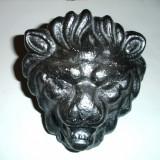 Ormanent metalic cap de leu - Metal/Fonta