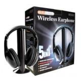 Casti wireless 5 in 1