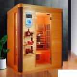 Sauna cu infrarosu Delux 3 pentru 3 persoane Sanotechnik - H60381 - Camera CCTV