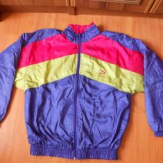 Bluza trening PUMA. Vintage, Retro, Sport (Colorata, Tip HIPSTER) Model RAR! - Trening barbati Puma, Marime: M, Culoare: Din imagine