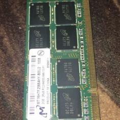 2Gb /DDR2 Laptop PC2-6400S - Memorie RAM laptop Myria