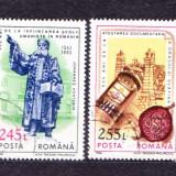Timbre ROMANIA 1993 = ANIVERSARI, EVENIMENTE, Stampilat