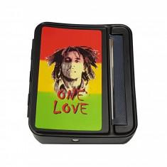 Aparat de rulat tigari Bob Marley - Aparat rulat tigari