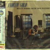 Andrew Gold - What's Wrong.. -Shm-Cd- ( 1 CD ) - Muzica Pop