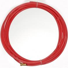Linere din teflon 1,0-1,2-5m roşu