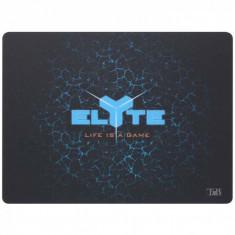 Mouse pad gaming T'nB Elite Shield, Negru