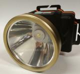 Lanterna Frontala LED 3W Cu Acumulator Si Incarcare USB