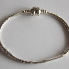 Bratara autentica din argint Pandora -18cm -590719-18 - Bratara argint