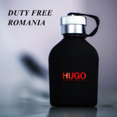 Parfum Original Hugo Boss Hugo Just Different EDT 100ml Tester + CADOU - Parfum barbati Hugo Boss, Apa de toaleta