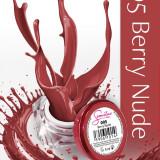 Gel uv Semilac Geltaq color Berry Nude 005 5 ml, gel uv unghii - Gel unghii