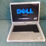 Laptop DELL Inspiron 6400 - Intel T5500 1.7Ghz 2CPU -RAM 2Gb -Wifi -Baterie 1/2h, Intel Core 2 Duo, Diagonala ecran: 15, 120 GB