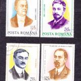 Timbre ROMANIA 1993 = ANIV. 75 ANI DE LA MAREA UNIRE, Stampilat