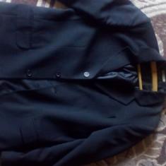 Sacou bărbătesc mărimea 48 - Sacou barbati, Culoare: Negru