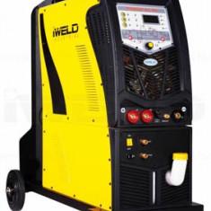 IWELD TIG 400 AC/DC Invertor Digital Tip TIG/MMA