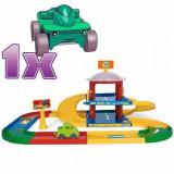 Kid Cars 3D, Garaj cu 2 etaje 3, 4m- Wader - Vehicul