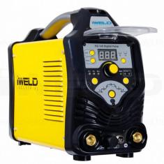 IWELD TIG 160 Digital Pulse aparat de sudura