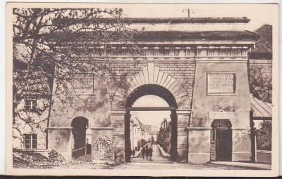 bnk cp Brasov - Poarta dela Strada Orfanilor - necirculata interbelica foto