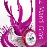 Gel uv Semilac Geltaq color violet Mardi Grass 034 5 ml, gel uv unghii - Gel unghii