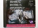 John Adams , Akutagawa etc - cd