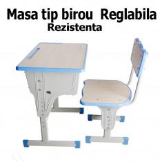Masuta tip Birou cu scaunel pentru copii - Masuta/scaun copii Altele