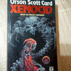 Orson Scott Card - Xenocid [1995] - Roman
