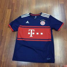 Bayern Munchen MODEL NOU 2017/2018 LEWANDOWSKY - Tricou echipa fotbal, Marime: L, M, S, XL, XXL, Culoare: Din imagine, De club, Maneca scurta