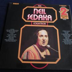 Neil Sedaka - The Neil Sedaka Collection _ dublu vinyl, 2 x LP _ RCA (UK) - Muzica Pop rca records, VINIL