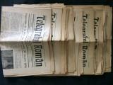 Telegraful Roman lot 36 ziare Foaie religioasa editata de arhipiscopia sibiului