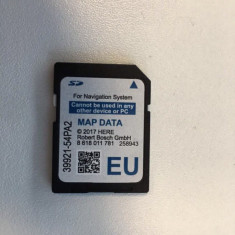 Card navigatie Suzuki Vitara S-Cross SLDA Original Romania Europa 2017 - Software GPS Tomtom
