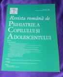 Revista romana de Psihiatrie a copilului si adolescentului nr august 2008 (f3205