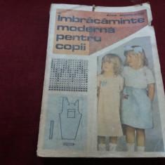 ANA POPESCU - IMBRACAMINTE MODERNA PENTRU COPII