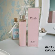 Parfum Original Hugo Boss Boss Ma Vie Pour Femme EDP 90ml Tester + CADOU - Parfum femeie Hugo Boss, Apa de parfum, 75 ml