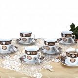 Set cesti cafea 18 piese 740 - Ceasca