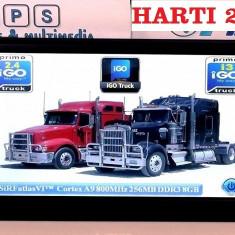 "GPS  Navigatii ecran HD 7"" GPS AUTO, GPS TIR GPS CAMION  HARTI FULL EUROPA 2017"