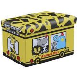 Taburet Kiri Animal Bus - Set mobila copii