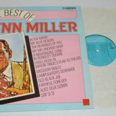 Disc vinil / vinyl LP Glenn Miller The best of - Anglia RCA LTD