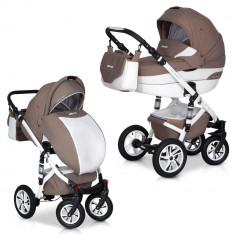Caruciorul Durango 2 in 1 - Euro-Cart - Latte - Carucior copii 2 in 1