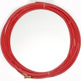 Linere din teflon 1, 0-1, 2-3m roşu IWeld