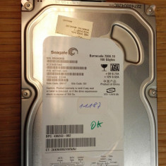 HDD PC Seagate 160GB Sata (11187) - Hard Disk Seagate, 100-199 GB