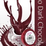 Gel uv Semilac Geltaq color Dark Chocolate 030 5 ml, gel uv unghii - Gel unghii
