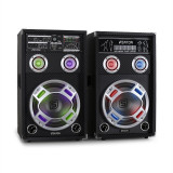 Skytec KA-10 800W difuzoare karaoke PA - Echipament karaoke