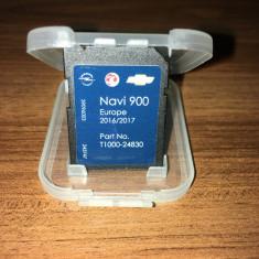 Opel SD Card NAVI 900 NAVI 600 Harta Navigatie Insignia Astra Romania 2017 - Software GPS Tomtom