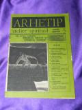 Revista ARHETIP atelier spiritual nr 5 1990 (f3178